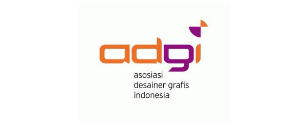 Logo baru ADGI (Asosiasi Desainer Grafis Indonesia).