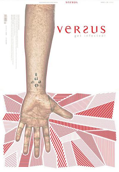 Cover Versus #5 dirancang oleh Yan Mursid.