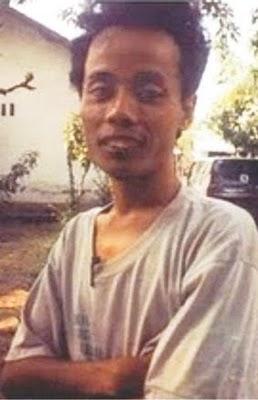 Wiji Thukul. Sumber: Internet