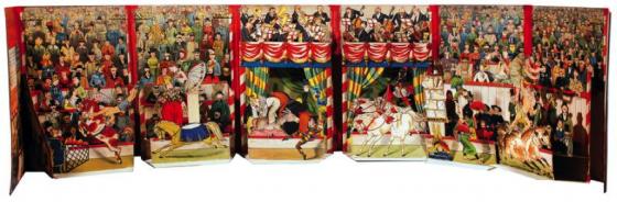 Grand Cirque International (1890), Karya Lothar Meggendorfer