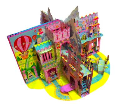 My Fairy Magic School, karya Maggie Bateson dan Louise Comfort ( My Fairy Magic School, Macmillan Childrens Boks 2010)