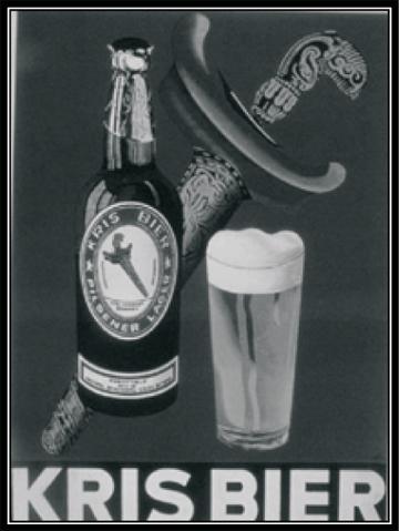 Budaya barat – timur berpadu dalam merek dan produk minuman bir. (Sumber: www.baranglawas.com)