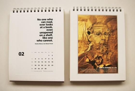 Februari: Charles Dickens (7 Februari 1812)