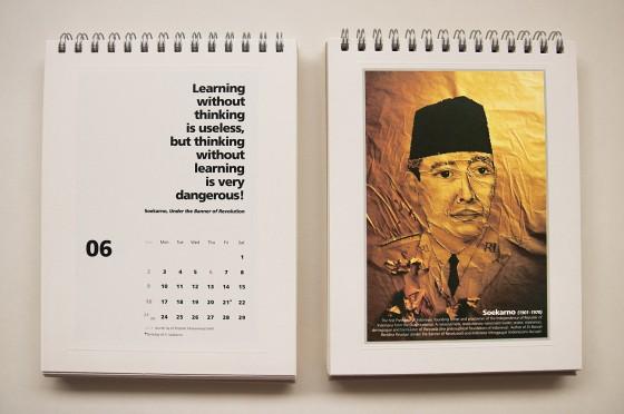 Juni: Ir. Soekarno (6 Juni 1901)