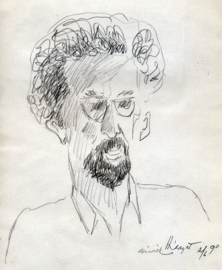 SAS, sketsa oleh Wiwik HIdayat
