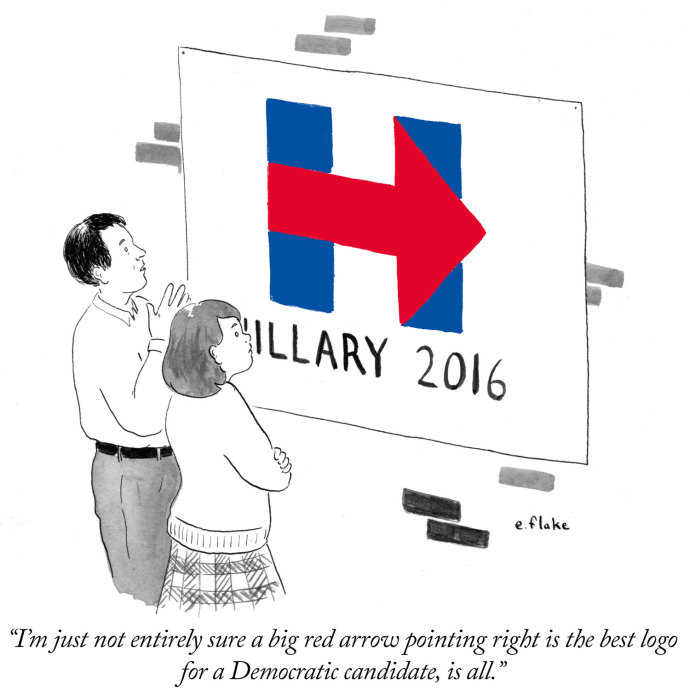 The Daily Cartoon dari The New Yorker oleh Emily Flake
