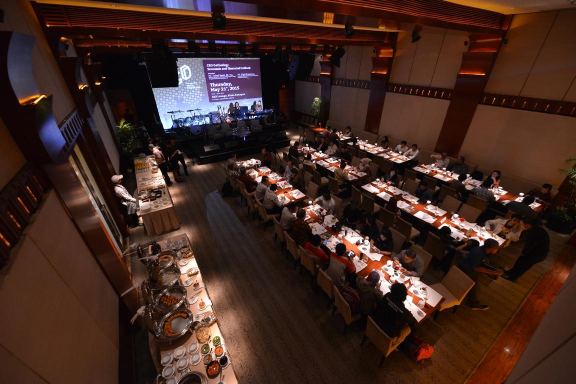 Suasana FGD CEO Gathering, 21 Mei 2015