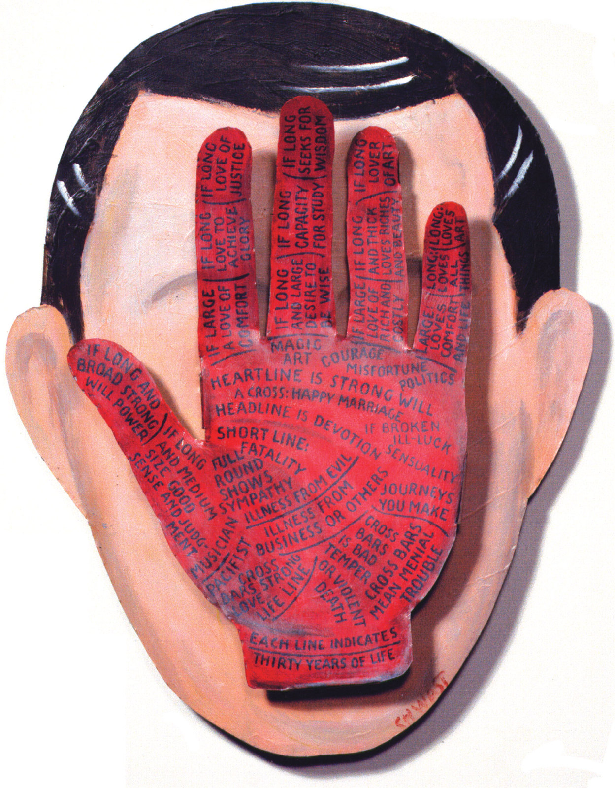 """""""Red Handed"""" (1995)"""
