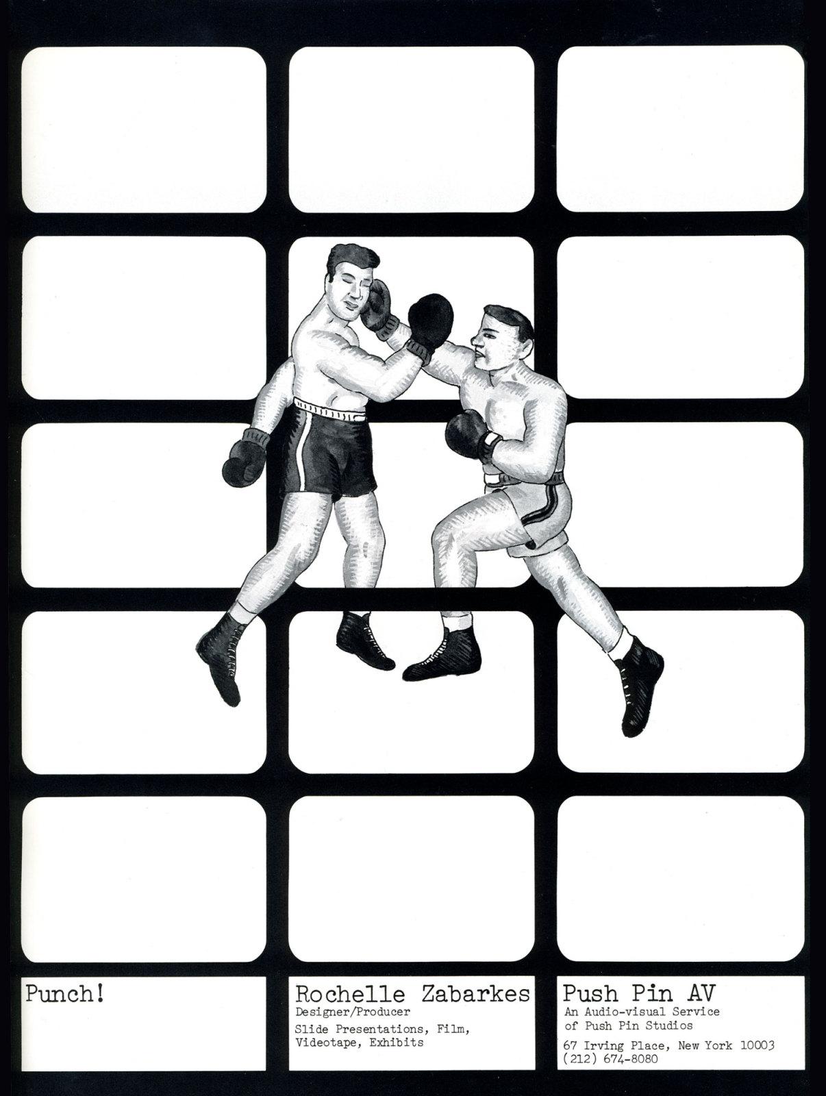 """""""Push Pin Ad"""" (1980)"""