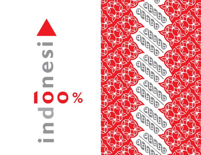 Indonesia 100%