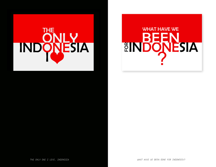 What Have We Been Done For Indonesia?
