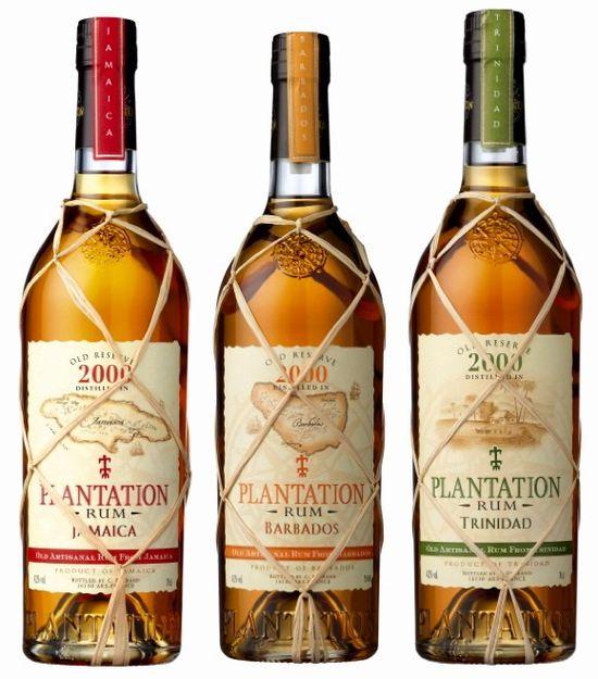 Caribbean Plantation Rum
