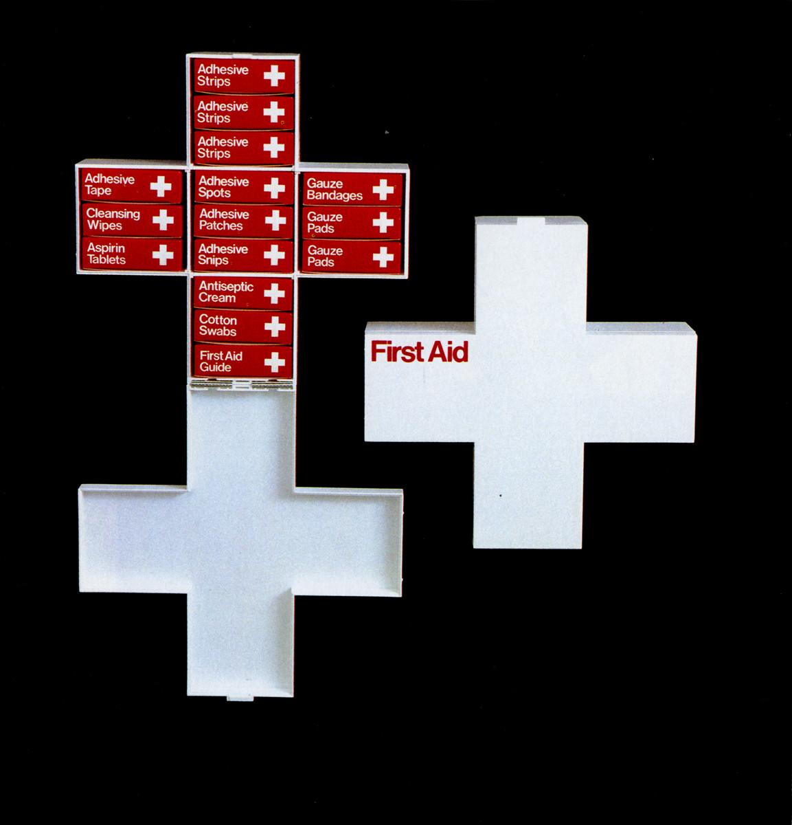 MediSign® Chest: Romanoff Design, 1979