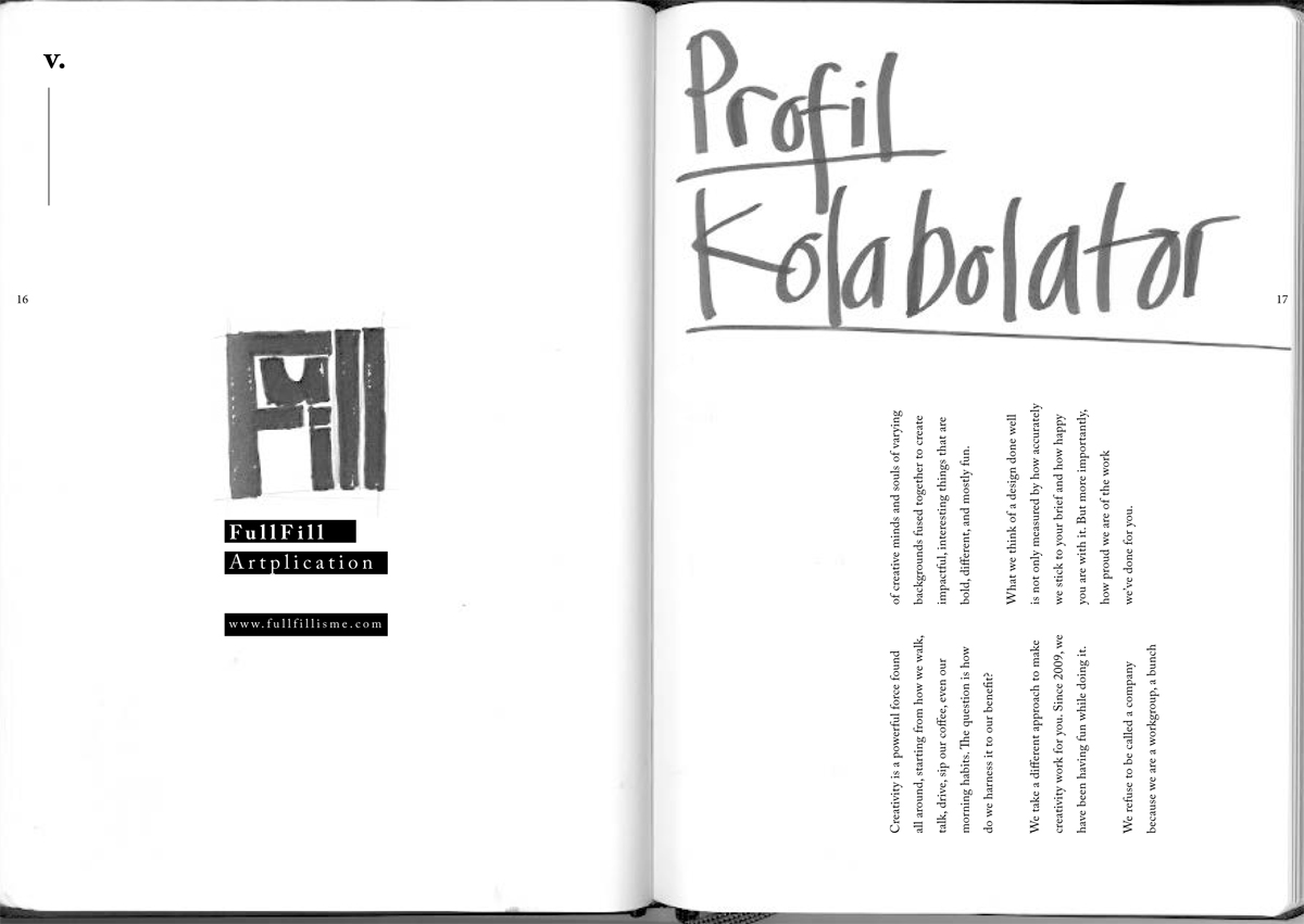Layout Booklet