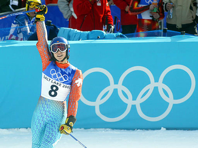 Seragam Atlet Winter Olympics