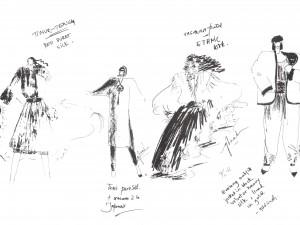 Desain Fashion Laras Antar Bangsa
