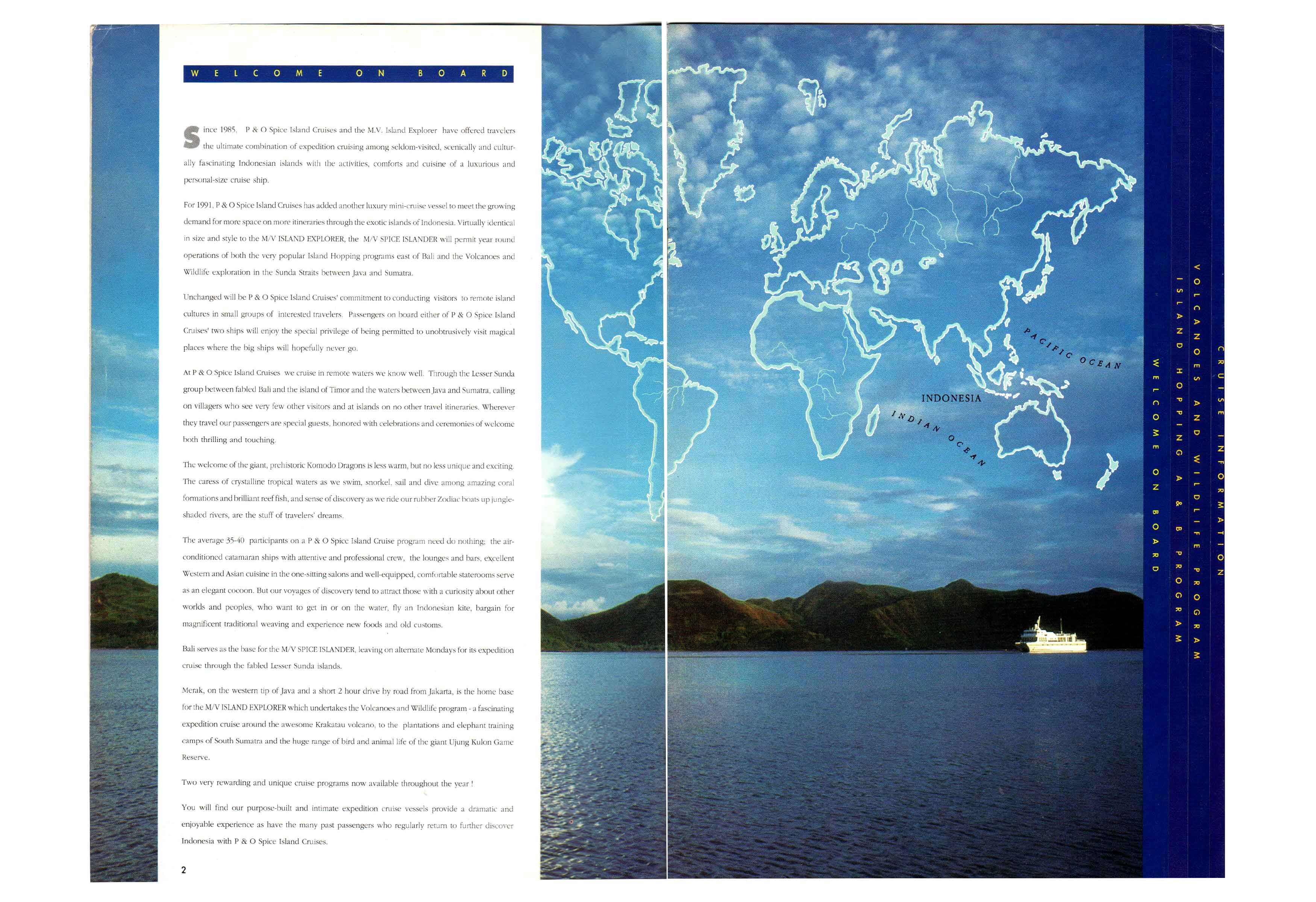 Spread Indonesia Expedition Cruises