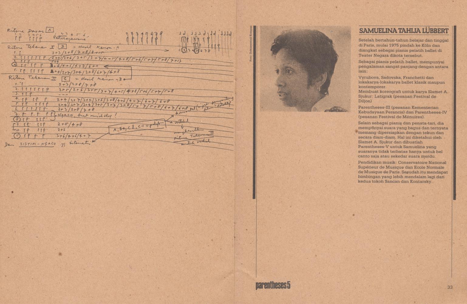 Samuelina Tahija Lubbert-spread